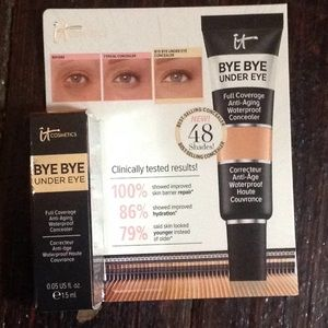 Bye Bye Under Eye Deluxe Sample